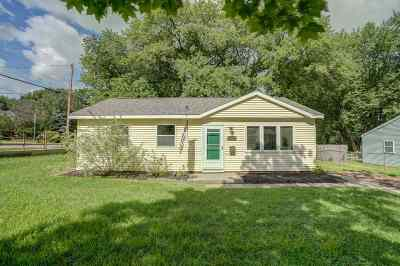 Madison Single Family Home For Sale: 3702 Goodland Dr