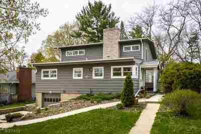 Madison Single Family Home For Sale: 552 Gately Terr