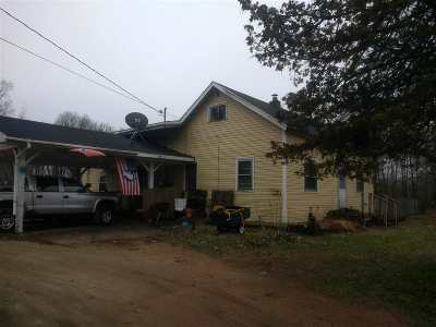 Friendship Single Family Home For Sale: 1201 W State St