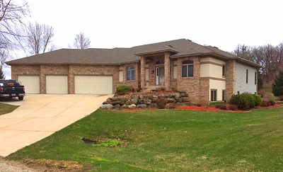 Cross Plains Single Family Home For Sale: 7880 Serene Ct