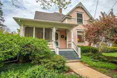 Madison Single Family Home For Sale: 1916 Jefferson St