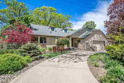 Dane County Single Family Home For Sale: 5420 Bremer Rd