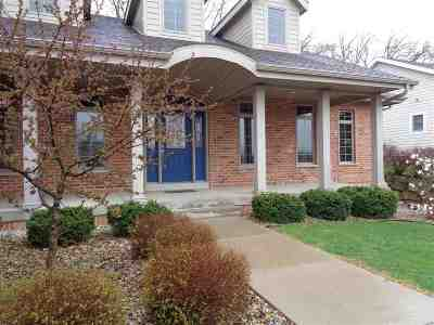 Fitchburg Single Family Home For Sale: 5781 Dawley Dr