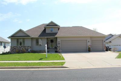 Deerfield Single Family Home For Sale: 524 Pheasant Tr