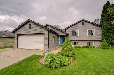 Madison Single Family Home For Sale: 3364 Basil Dr