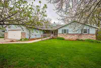 Madison Single Family Home For Sale: 5510 Forge Dr