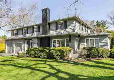 Madison Single Family Home For Sale: 5010 Hammersley Rd