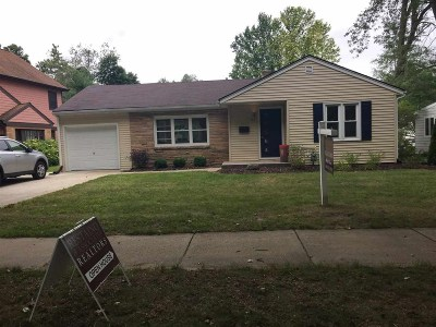 Madison Single Family Home For Sale: 540 Gately Terr