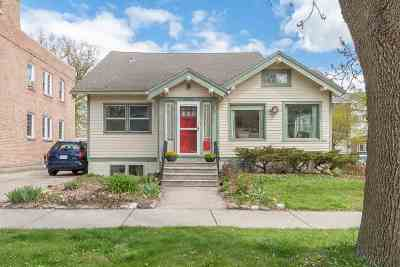 Madison Single Family Home For Sale: 2402 Kendall Ave