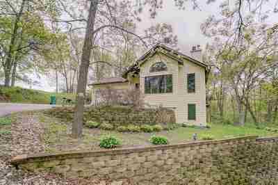 Marshall Single Family Home For Sale: 1184 Lea Dr