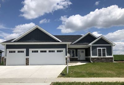 Windsor Single Family Home For Sale: 6564 Wolf Hollow Rd