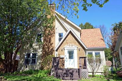 Madison Single Family Home For Sale: 3116 Monroe St