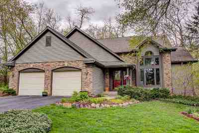 Waunakee Single Family Home For Sale: 5026 Gilkeson Rd