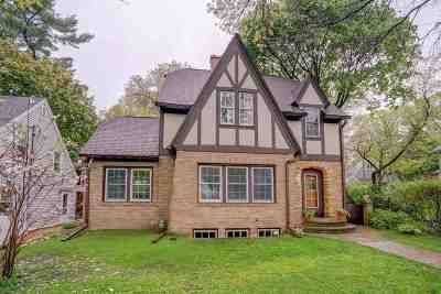 Madison Single Family Home For Sale: 414 Hillington Way