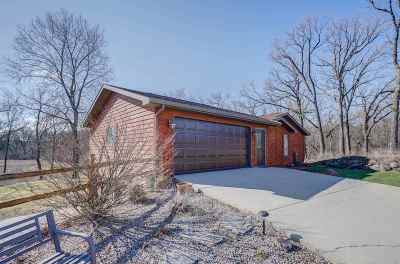 Rock County Single Family Home For Sale: 7330 E Schmidt Rd