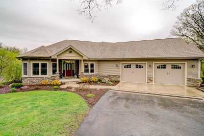Deerfield Single Family Home For Sale: 3811 Riege Ln