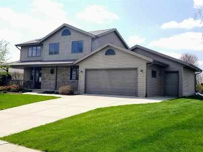 Dane County Single Family Home For Sale: 3558 Mammoth Tr