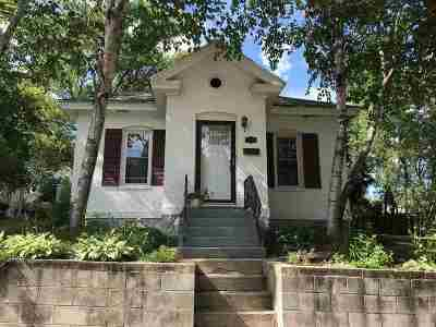 Columbia County Single Family Home For Sale: 309 W Edgewater St