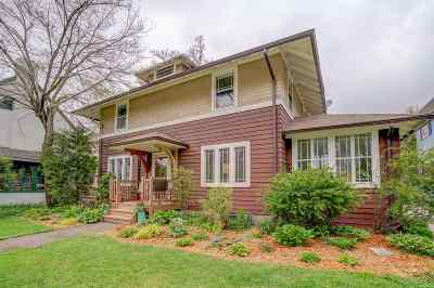 Madison Single Family Home For Sale: 1932 Commonwealth Ave