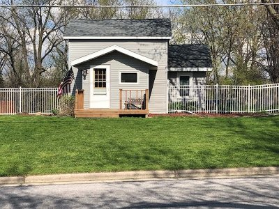 Deforest Single Family Home For Sale: 6304 Portage Rd