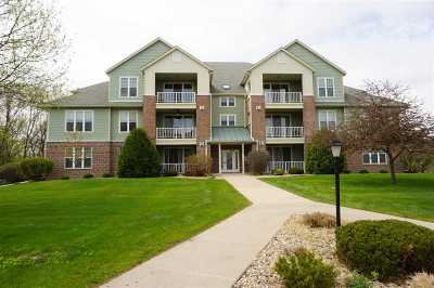 Fitchburg Condo/Townhouse For Sale: 5480 Caddis Bend #201