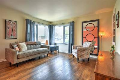 Madison WI Single Family Home For Sale: $275,000