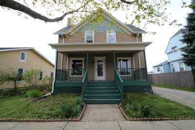 Milton Single Family Home For Sale: 129 1st St