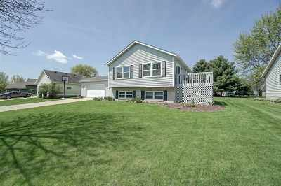 Cottage Grove Single Family Home For Sale: 745 Cresthaven Dr