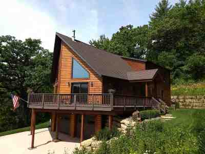 Iowa County Single Family Home For Sale: 4050 County Road Y