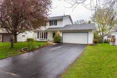 Madison Single Family Home For Sale: 6002 Lynbrook Ln