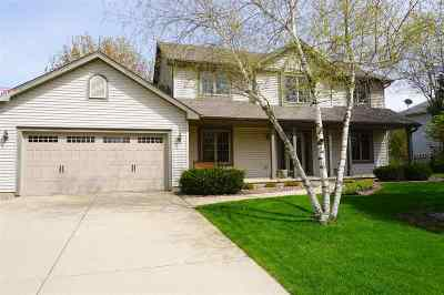 Waunakee Single Family Home For Sale: 403 Augusta Dr