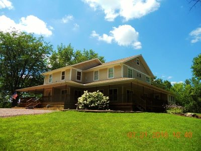 Columbia County Single Family Home For Sale: 1511 Hwy 33