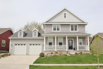Verona Single Family Home For Sale: 432 Sugar Maple Ln