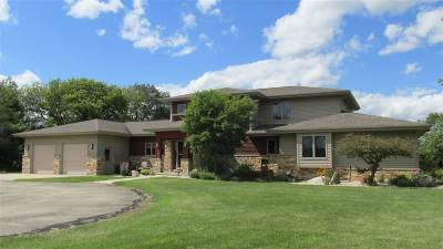 Dodge County Single Family Home For Sale: W7998 County Road B