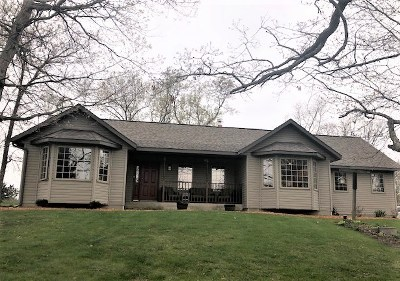 Pardeeville Single Family Home For Sale: W7983 Jonathan Dr
