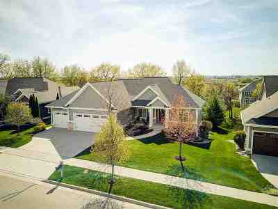 Waunakee Single Family Home For Sale: 1414 Shenandoah Dr