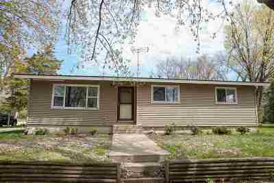 Columbia County Single Family Home For Sale: 536 N Cleveland St