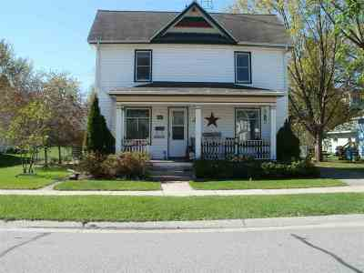 Columbia County Single Family Home For Sale: 610 W Franklin St