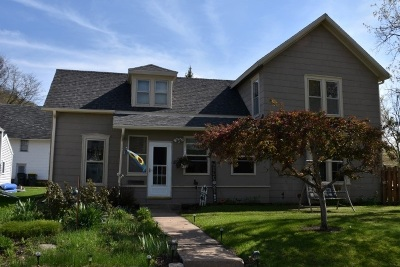 Richland Center Single Family Home For Sale: 577 E Kinder St