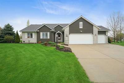 Dane County Single Family Home For Sale: 2950 Hensen Dr