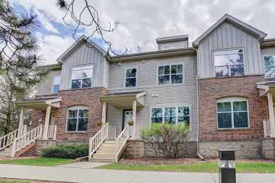 Fitchburg Condo/Townhouse For Sale: 2896 S Seminole Hwy #11