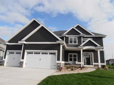 Waunakee Single Family Home For Sale: 2519 Genevieve Way