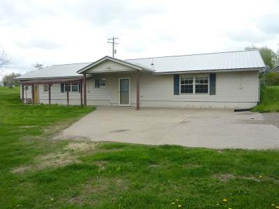 Potosi Single Family Home For Sale: 8295 Hwy 133