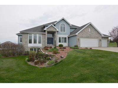 Verona Single Family Home For Sale: 3840 Caribou Rd