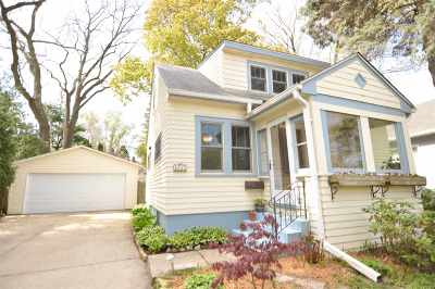 Madison Single Family Home For Sale: 4233 Beverly Rd