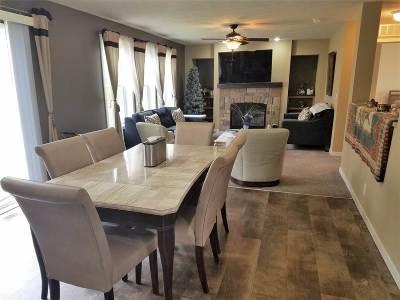Wisconsin Dells Single Family Home For Sale: N916 Jordan Rd