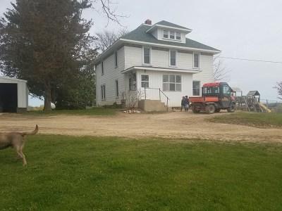 Sauk County Single Family Home For Sale: S396 Meffert Rd