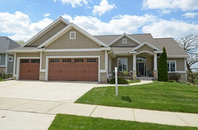 Waunakee Single Family Home For Sale: 1416 Shenandoah Dr