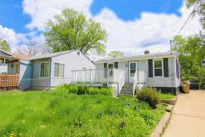 Madison Single Family Home For Sale: 1825 Northwestern Ave