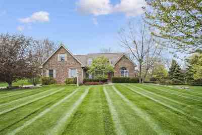 Verona Single Family Home For Sale: 3787 Swoboda Rd